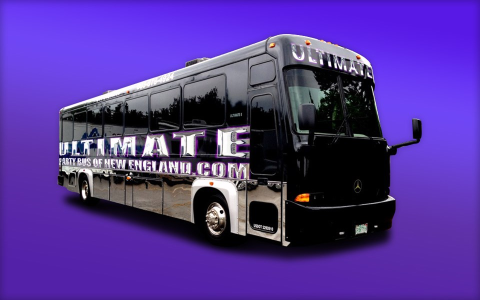 Ultimate Party Bus of New England - Party Bus - Boston, MA