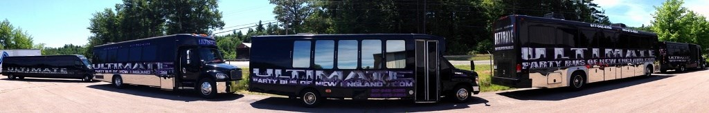 Ultimate Party Bus of New England