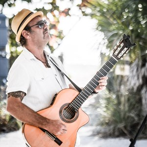Tarpon Springs Acoustic Guitarist | Bryan Spainhower and Combo Vimana