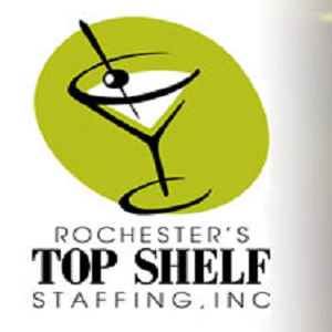 Top Shelf Staffing - Bartender - Rochester, NY