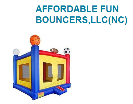 Affordable Fun Bouncers - Bounce House - Randleman, NC
