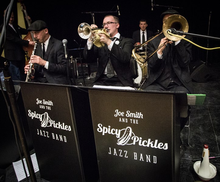 Joe Smith and The Spicy Pickles - Jazz Band - Denver, CO