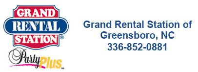 Grand Rental Station - Party Tent Rentals - Greensboro, NC