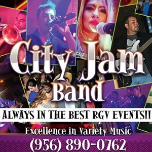 Mission, TX Variety Band | CITY JAM BAND