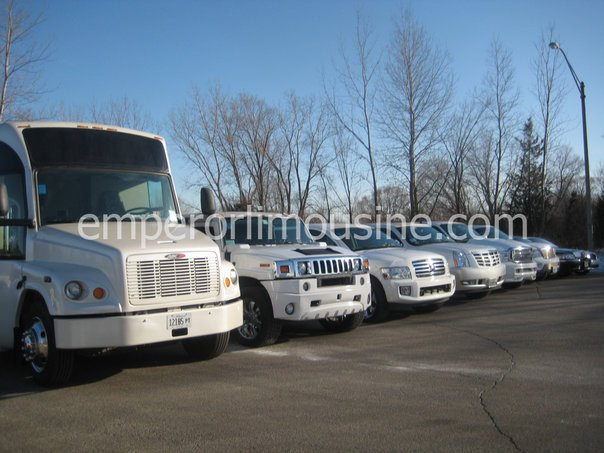 Emperor Limousine and Party Bus Services - Party Bus - Chicago, IL