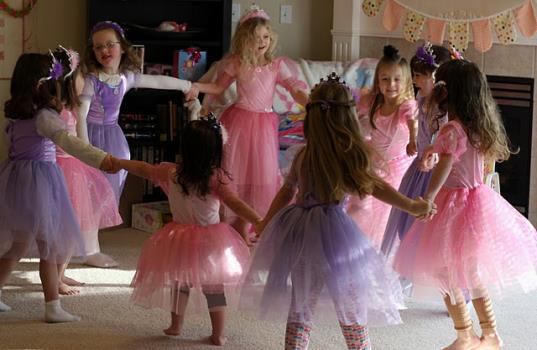 Princess Ballerina Parties - Princess Party - Grand Rapids, MI