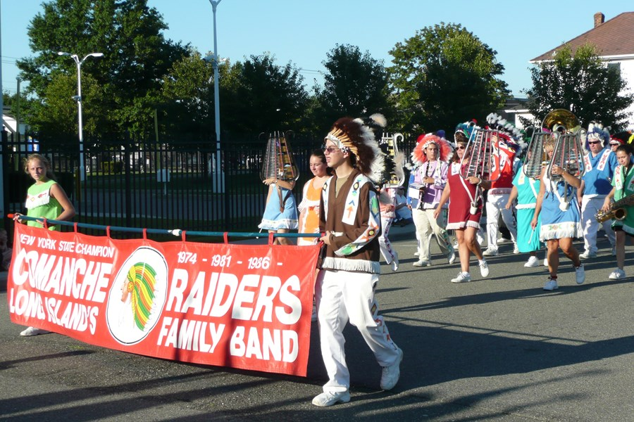 Comanche Raiders Marching Band - Marching Band - Hicksville, NY