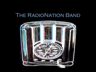 Radio Nation Band | Rochester, NY | Cover Band | Radio Nation Powerpoint Video