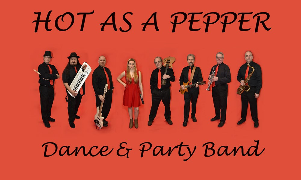 Hot As A Pepper Dance & Party Band - Variety Band - Greenville, SC