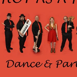 Greenville, SC Variety Band | Hot As A Pepper Dance & Party Band