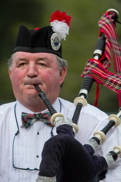 Simpson Bagpipes - Bagpiper - Wilmington, NC