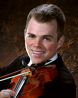 Douglas James Merritt - Classical Violinist - Wilmington, NC