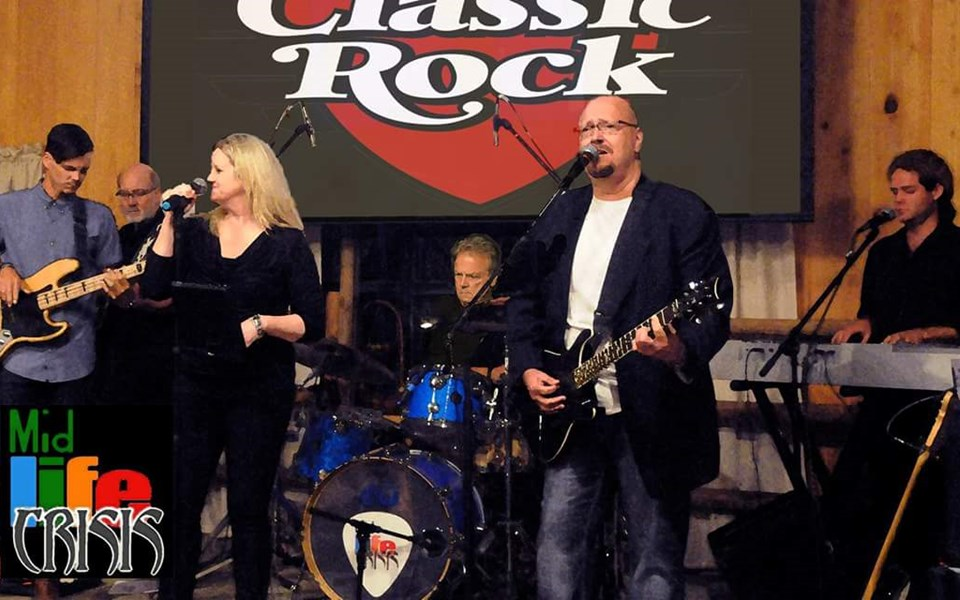 MidLife Crisis Classic Rock Band - Cover Band - Fairhope, AL