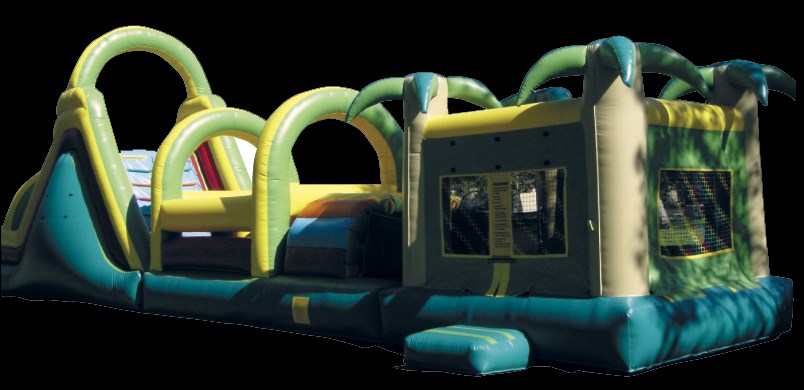 Tropical Challenge Obstacle