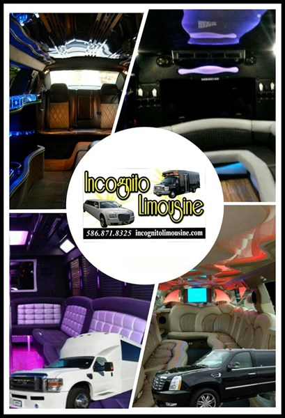 Incognito Limousine and Party Bus - Party Bus - Roseville, MI