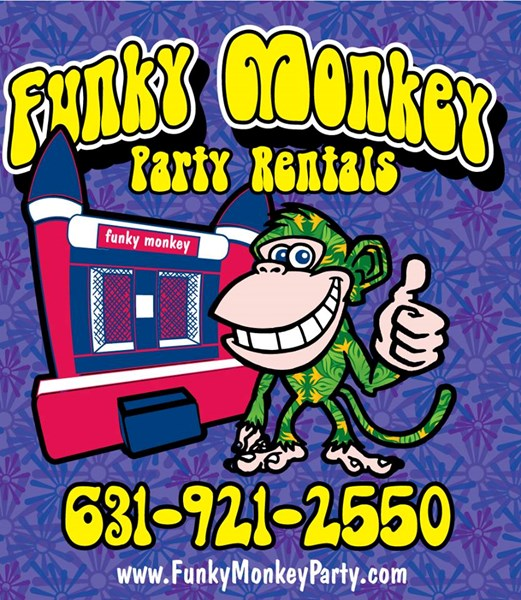 Funky Monkey Party Rentals - Party Inflatables - Huntington, NY