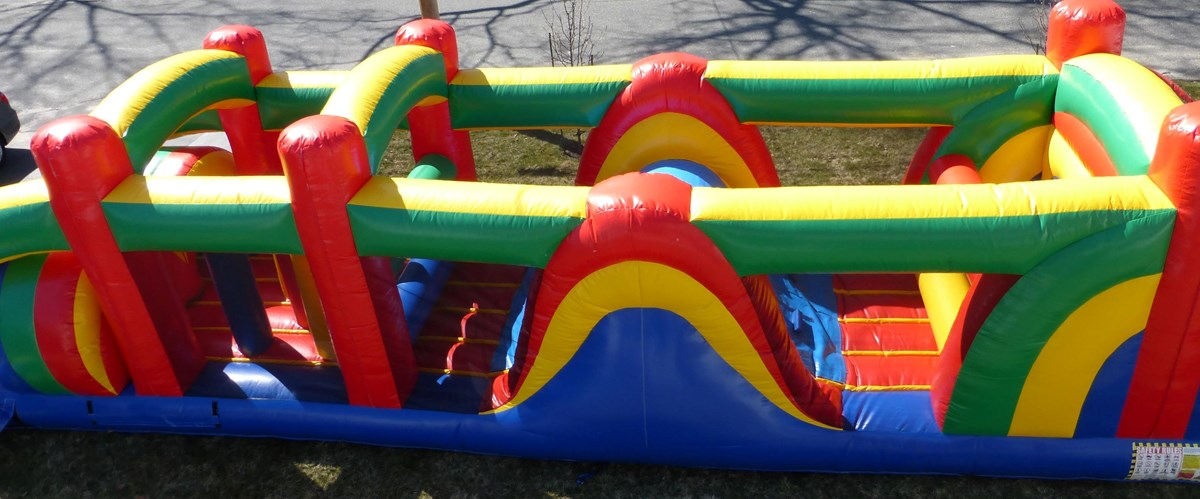 Funky Monkey Party Rentals
