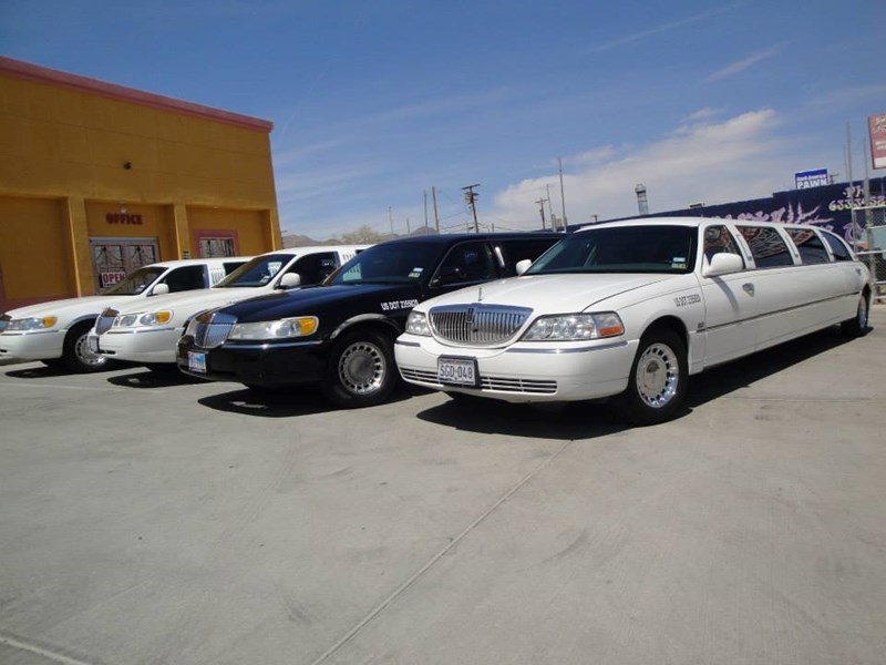 Advanced Limousine Service - Event Limo - El Paso, TX