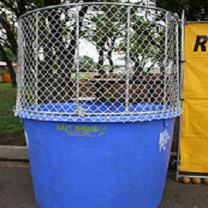 Jumpin and Party - Dunk Tank - Austin, TX