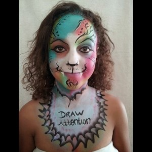Gainesville Face Painter | Draw Attention