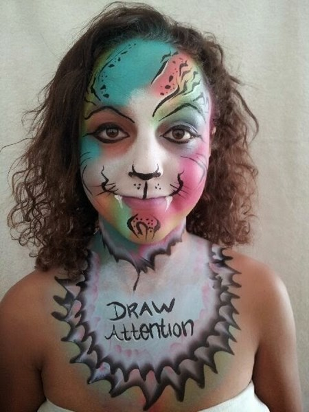 Draw Attention - Face Painter - Orange City, FL