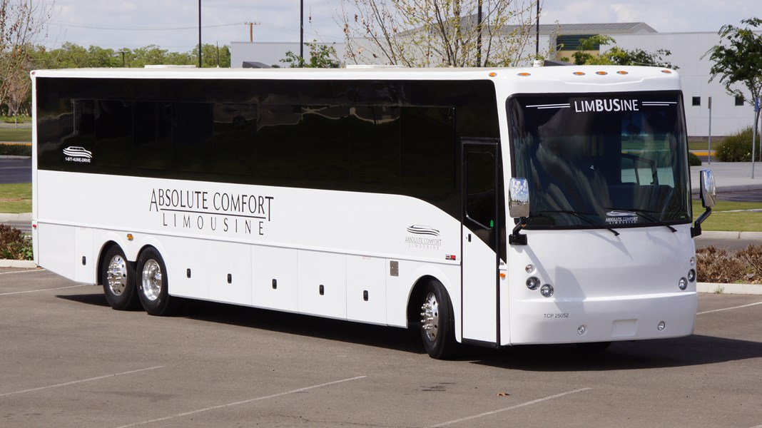 Absolute Comfort Limousine - Event Limo - Fresno, CA