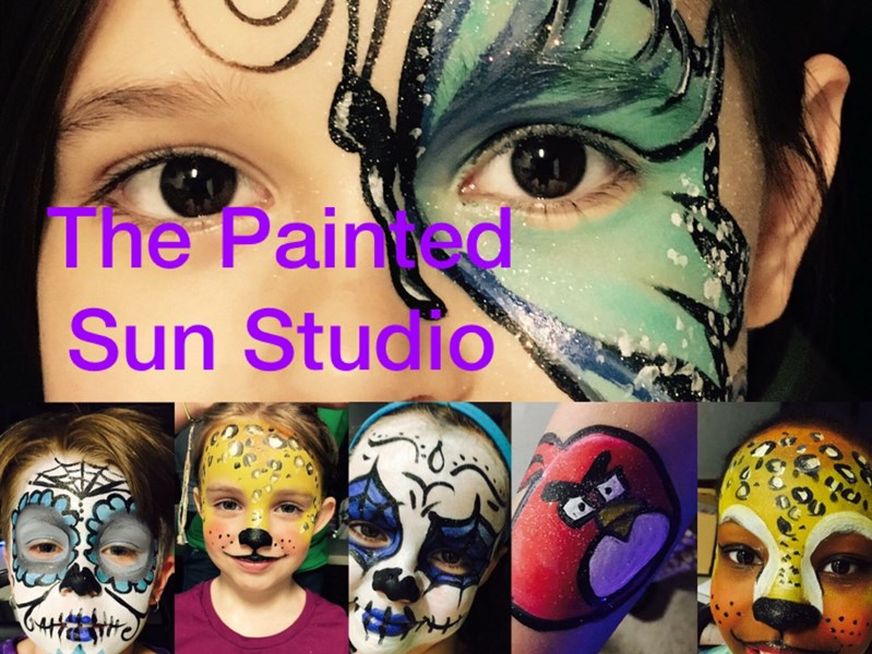 The Painted Sun Studio~Face Painter - Face Painter - Bethlehem, PA