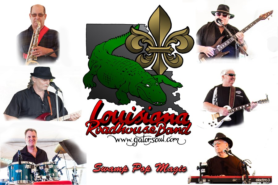 LOUISIANA ROADHOUSE BAND - Oldies Band - Marrero, LA