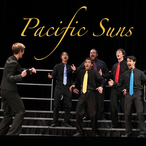 Pacific Suns Youth Chorus - A Cappella Group - San Diego, CA