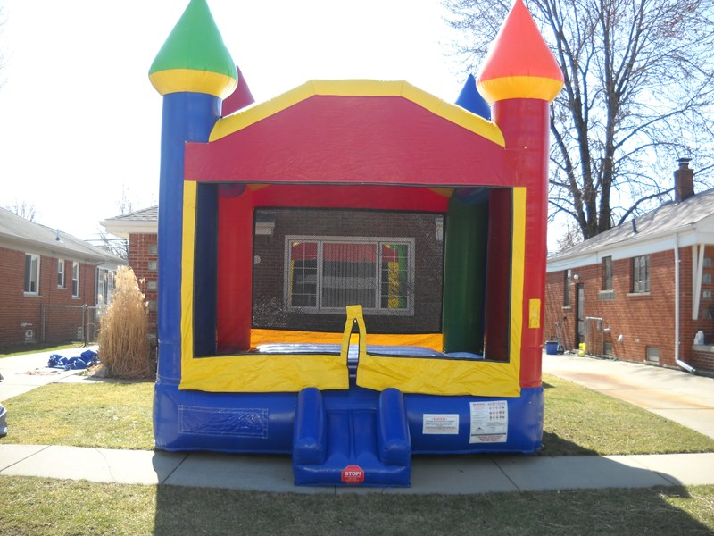 jumpnjoyrentals - Bounce House - Saint Clair Shores, MI
