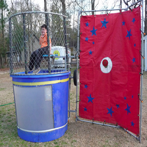 Jumpin' Party Rentals - Dunk Tank - Charlotte, NC