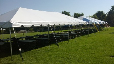 Large Party Tents