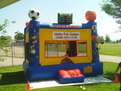 Idaho Fun Jumps - Party Inflatables - Boise, ID