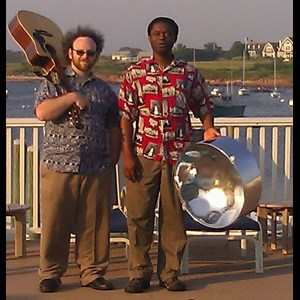 Newport World Music Band | Tropical Gems Duo Steel Drum Band