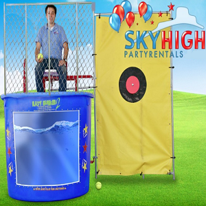 Sky High Party Rentals - Dunk Tank - Houston, TX