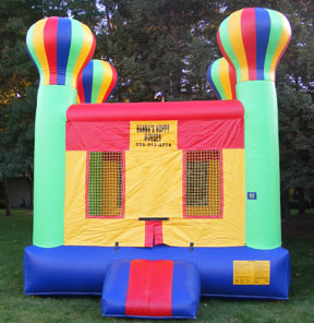 Hannah's Hoppy Houses - Party Inflatables - Modesto, CA