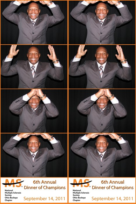 Archie Griffin does O-H-I-O