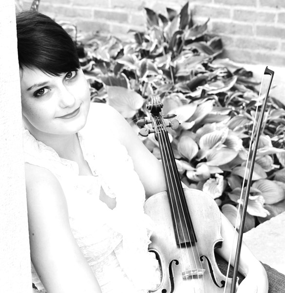 Sam Greer - Violinist - West Des Moines, IA