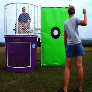 Anywhere Fun - Dunk Tank - San Antonio, TX