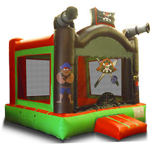 4 Monkeys Jumping - Bounce House - Bluffton, SC