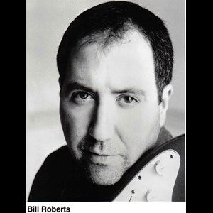 Lively Acoustic Guitarist | Bill Roberts Solo