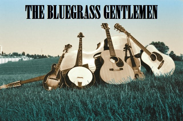 The Bluegrass Gentlemen - Bluegrass Band - Greenville, SC