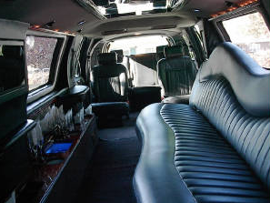 Basic Black Limousine Service - Event Limo - Nashville, TN