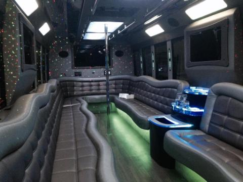 Price My Limo - Party Bus - Fort Worth, TX