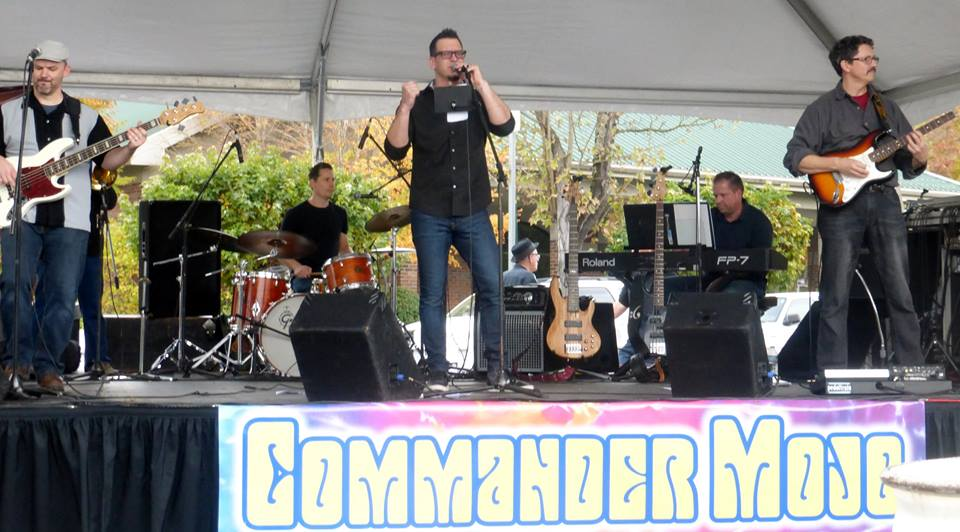 Commander Mojo & The Horns of Discontent - Cover Band - Kenmore, WA