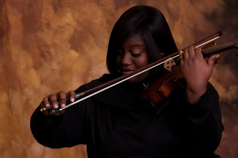 Caitlin Edwards - Classical Violinist - Louisville, KY