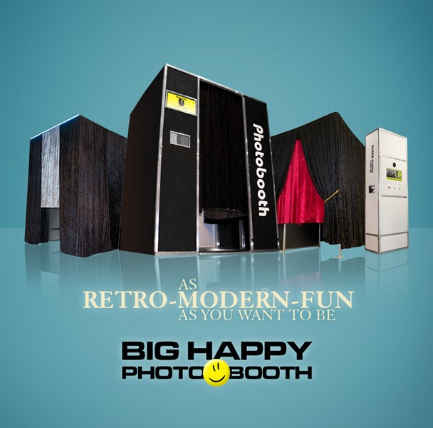 Big Happy Photo Booth - Photo Booth - Lawrence, KS