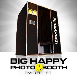 Kansas Photo Booth | Big Happy Photo Booth
