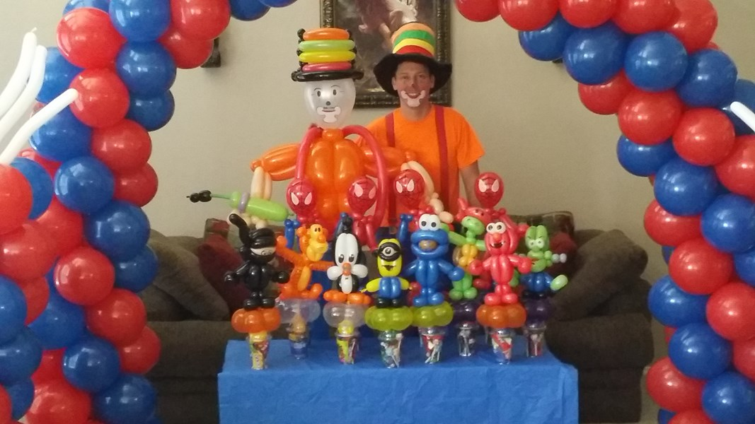 Zippy The Balloon Guy - Balloon Twister - Highland, NY
