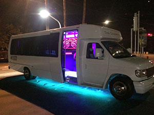 Platinum Party Rides Limited - Party Bus - Northridge, CA